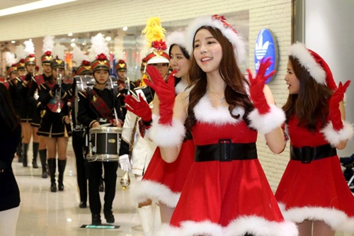 Từ mới tiếng Hàn theo chủ đề Giáng sinh