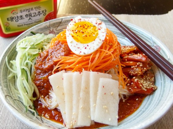 Bibimyeon